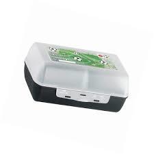Emsa Lunchbox met voetbal print (0911)