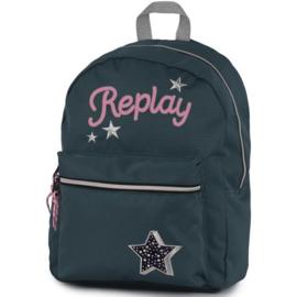 Replay rugzak girls ster medium (6231)