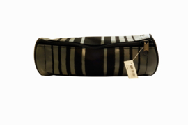 zwarte etui met strepen (5006)
