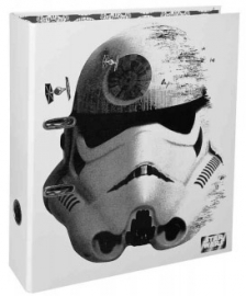 Star Wars 80mm ordner stormtrooper (9541)