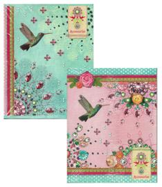 Accessorize Sweet kolibrie A5 schriften (5740)