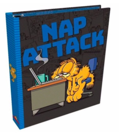 Garfield Ringband 23r nap attack (3692)