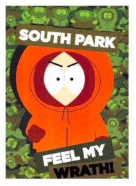 South Park A4 shrift gelinieerd (2973)