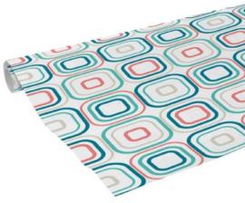 Kaftpapier dik grafisch (4520)