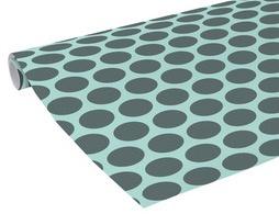 Kaftpapier dik stip groot (4643)