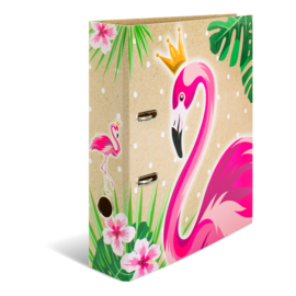 "Ordner ""tropical flamingo"" (3931)"