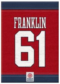 Franklin & Marshall 61 A4 schrift lijntjes