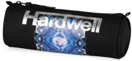 Hardwell etui rond blauw/zwart (9944)