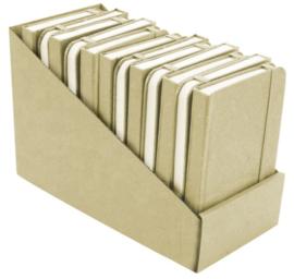 Bruin kraft notitieboek A6 (0396)