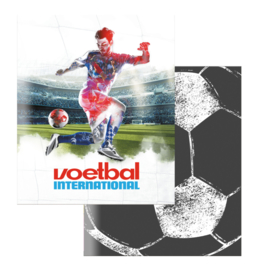 Voetbal international A5 schriften (3872)