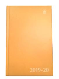Ryam Studie agenda A5 oranje 19-20 (8503)