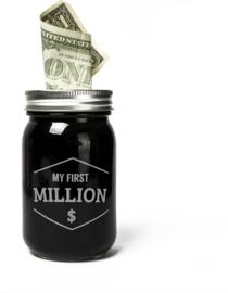 Dresz spaarpot my first million (1374)