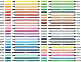 Stabilo pen 68 stiften p/stuk