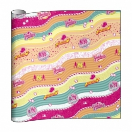 New York Yankees Girls kaftpapier roze (1981)