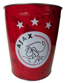 Ajax Amsterdam prullenmand  (1399)