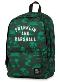 "Rugzak Franklin & Marshall boy's  ""green"" (9555)"