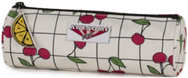 Awesome Girls etui rond kersen (2738)