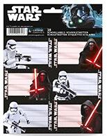 Star Wars etiketten (2323)