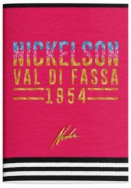 Nickelson A4 schrift geruit (0305)