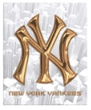 New York Yankees boy's ringband 23r (4732)