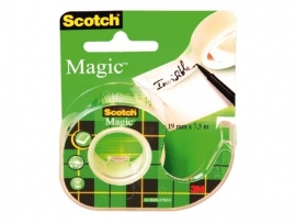 Scotch magic tape 19mm x 7,5mtr (9229)