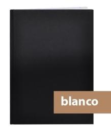 Kraft dummyboek A5 mat zwart (3869)