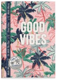 """O'Neill girls A4 schrift ruitjes """"good vibes"""" (4123)"""