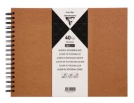 Kraft album 32x24cm (4302)