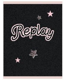 Replay girls A4 schrift gelinieerd (4618)