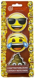 Emoji notitieblaadjes zelfklevend