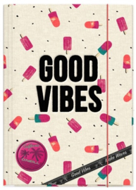 "O'Neill girls elastomap A4 ""good vibes"" (6035)"