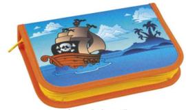 Eberhard Faber gevuld etui piratenschip (7512)