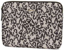 Supertrash laptop sleeve leopard (0943)