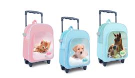 My favourite friends trolley blauw hond (2621)