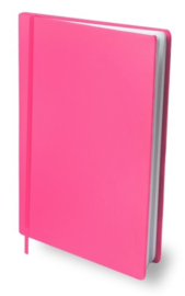 Dresz rekbaar kaft roze A4 (7256)