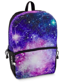 Rugzak MOJO backpack Generic Galaxy With Lights