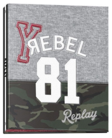 Replay boy's ringband 2r camo (3462)