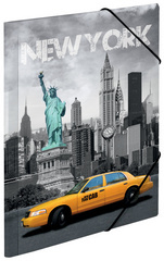 "Elastomap A4 ""New York""(2632)"