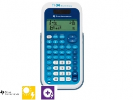 Texas TI-34 multiview rekenmachine