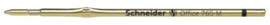 Schneider K15 vulling zwart office 765