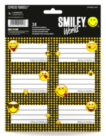 Smileyworld etiketten (4007)