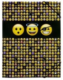 Opbergmap A4 Emoji LTD