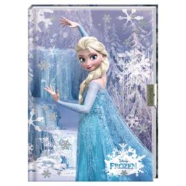 Dagboek met slotje Frozen (9201)