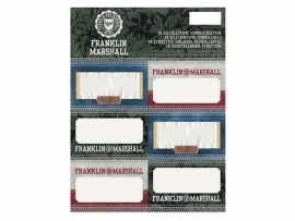 Franklin & Marshall boy's etiketten (3254)