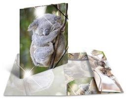 Elastomap A4 glossy koala (3238)