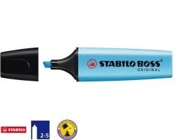 Stabilo Boss markeerstift blauw (3634)