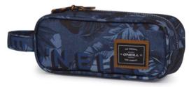 O'Neill boy's etui bladeren blauw enkel (9909)