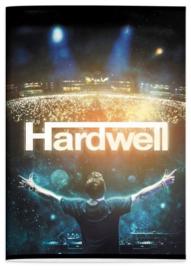Hardwell A4 schrift gelinieerd