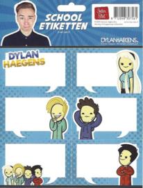 Dylan Haegens etiketten vrienden 2 (7561)
