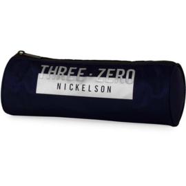 Nickelson etui zwart 30 rond (0032)